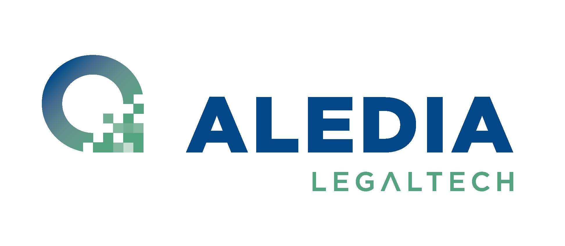 Logo de Aledia Legaltech